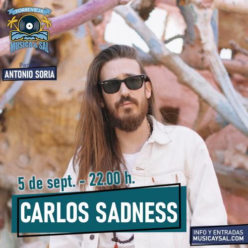 CARLOS SADNESS - OBLIGATORIO DATOS DE CADA PERSONA