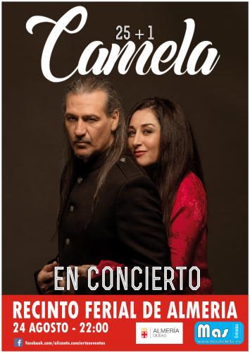 CAMELA - ALMERIA